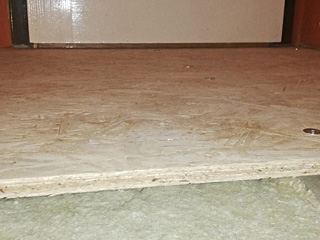 Gallery - mounted OSB boards - photo 8