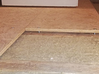 Gallery - mounted OSB boards - photo 10